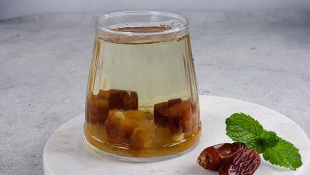 Resep Air Nabeez, Minuman Sehat dari Kurma Favorit Nabi Muhammad
