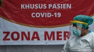 Kasus Aktif Corona Indonesia 31 Juli Tertinggi di Asia