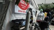 WHO: Corona di Jakarta Melandai, 5 Provinsi Luar Jawa-Bali Melonjak