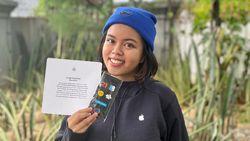 Anak Muda Ini Bikin Apple Kepincut Timun Mas