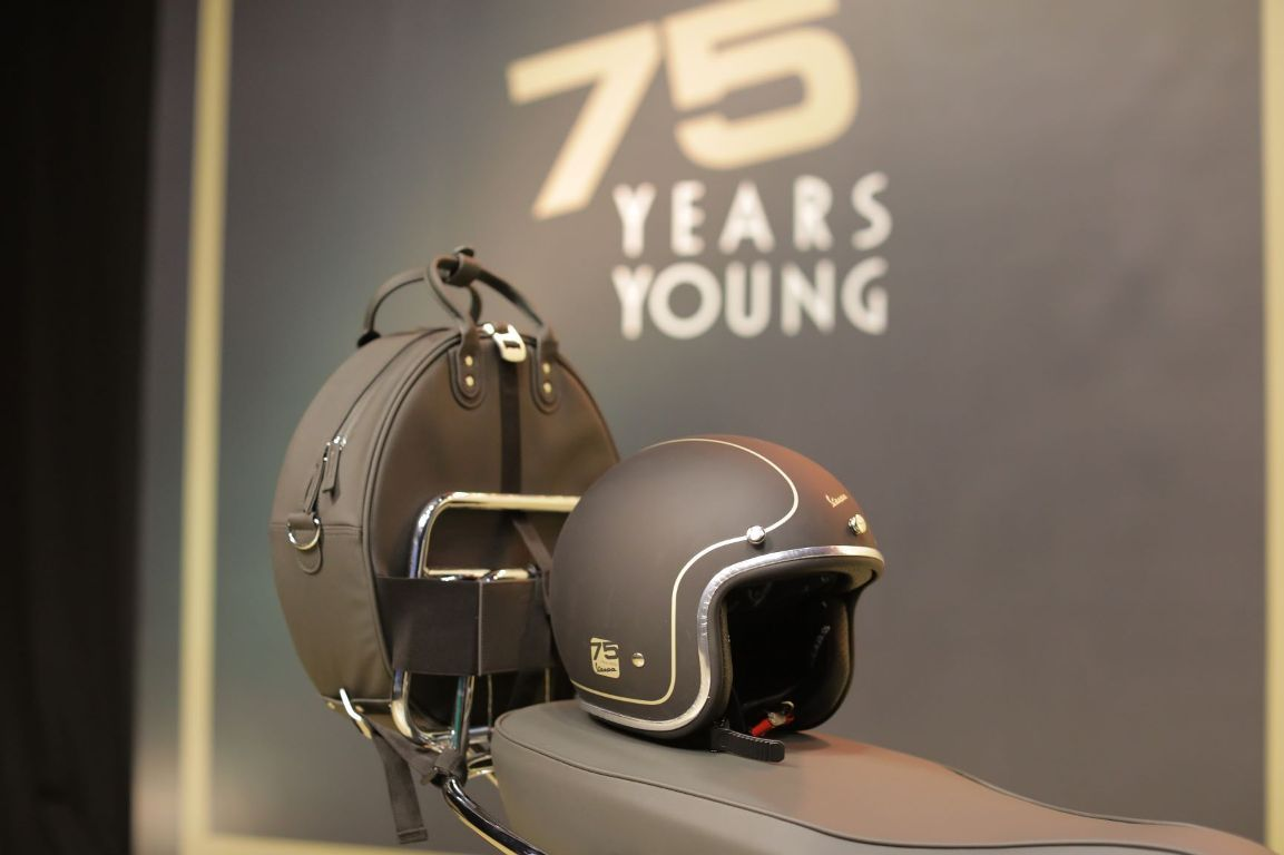 Vespa 75th Anniversary Limited Edition
