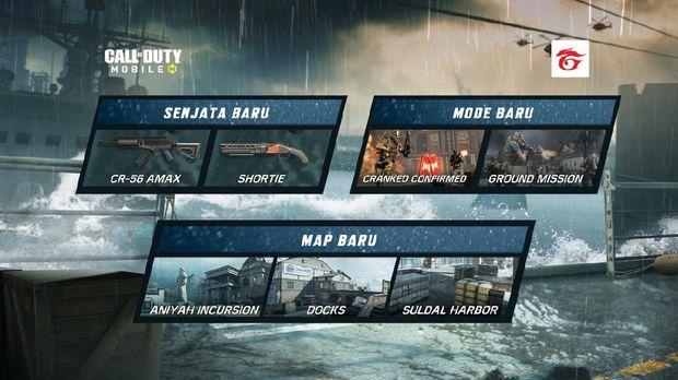 Call of Duty: Mobile Siapkan Senjata Gratis di Battle Pass Season 5