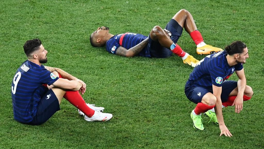 Spanyol Tak Mau Bernasib seperti Prancis!