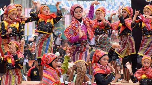 Festival Lami-lamihan.
