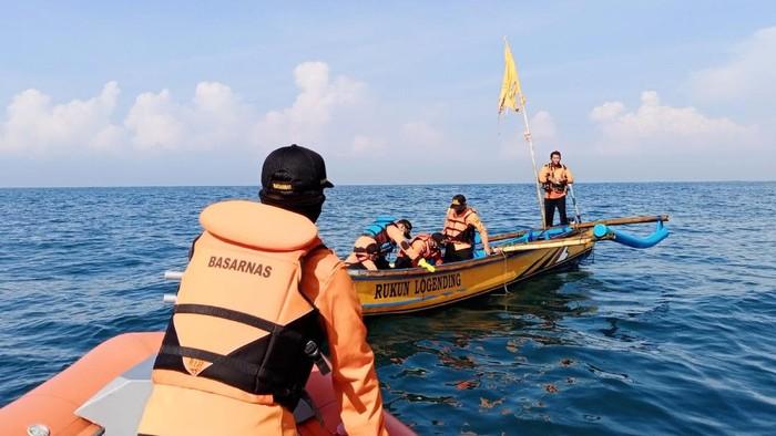 Jasad pemancing yang sempat hilang tergulung ombak di Kebumen ditemukan, Selasa (29/6/2021).