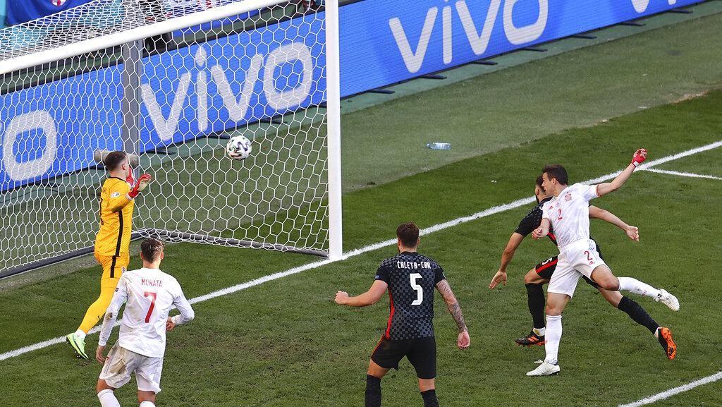 Skor 3-3, Kroasia Vs Spanyol Lanjut ke Extra Time