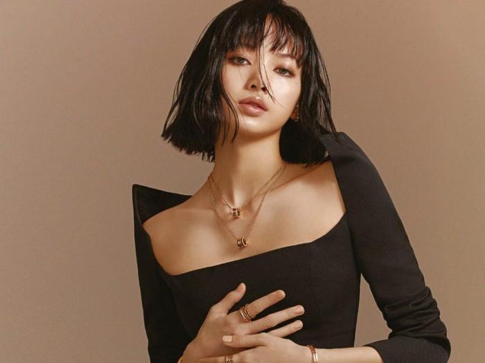Lisa BLACKPINK. Foto: dok. Vogue Hong Kong