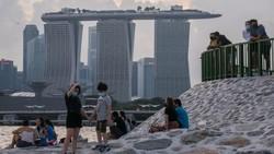 Pemerintah Singapura berencana untuk hidup berdampingan dengan COVID-19 karena bagi mereka corona akan dianggap seperti flu biasa. Yuk kita lihat suasananya
