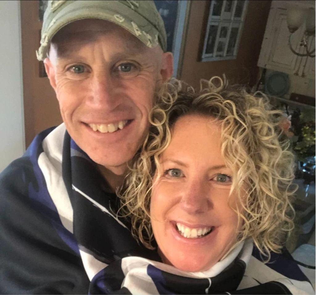 Peter Marshall dan Lisa