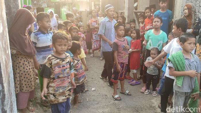Potret warga kampung di Cianjur