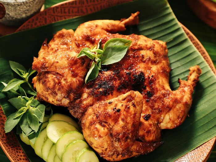 Resep Ayam Bekakak Sunda