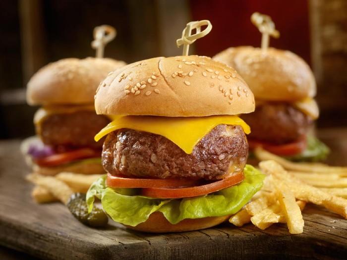 Resep Burger Keju Mini