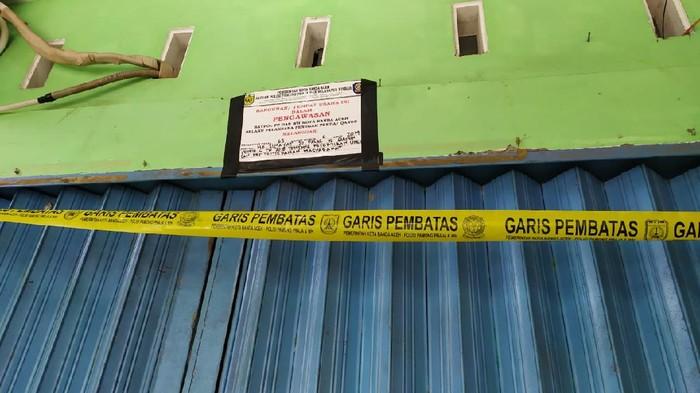 Salon di Banda Aceh disegel usai diduga jadi tempat mesum pasangan gay (Agus-detikcom)