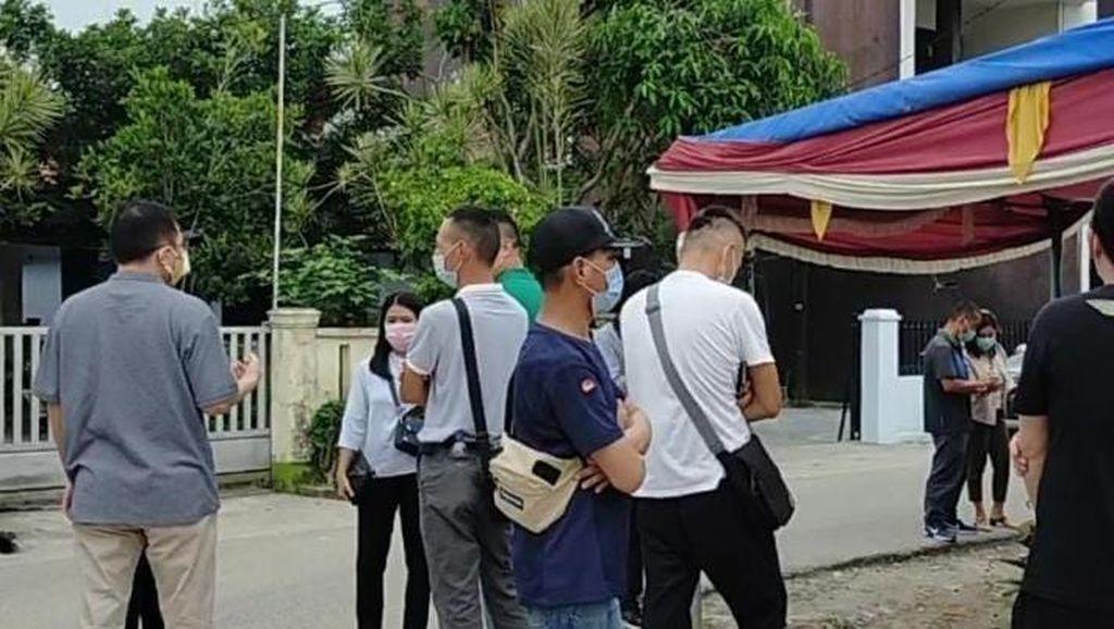 Kala TKA China di Lebak Minta Divaksin Berujung Ditolak