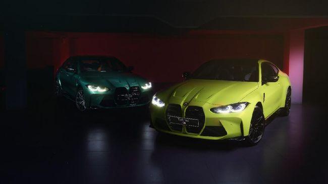 BMW Group Catatkan Rekor Penjualan di Paruh Pertama 2021