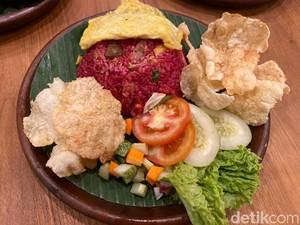 Makan Nasi Bakar Megono, Restonya Serasa di Rumah Nenek