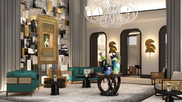 Istana Megah di Budapets Disulap Jadi Hotel Mewah
