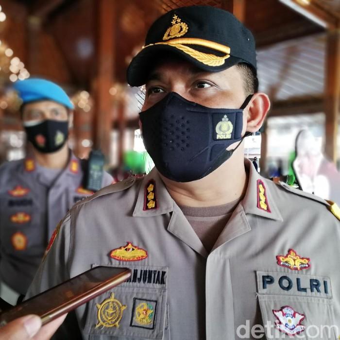 Kapolresta Solo Kombes Ade Safri Simanjuntak, Rabu (30/6/2021).