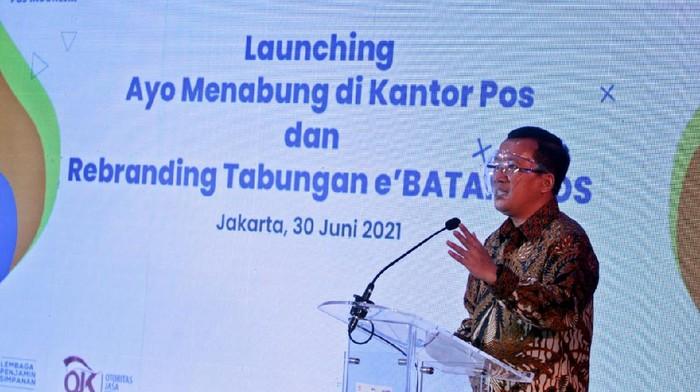 Bank BTN dan Pos Indonesia kembali memperkenalkan e'BataraPos untuk meningkatkan kesadaran masyarakat dalam menabung. Kini jadi semakin mudah lho.