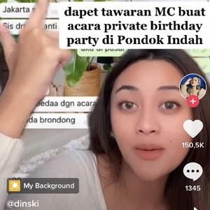 Viral Pengakuan MC Diminta Bawakan Acara Sosialita, Berondong Jadi Tumbal