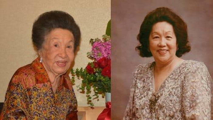 Lily Soeryadjaya, isteri pendiri Astra International William Soeryadjaya