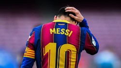 Resmi! Lionel Messi Tidak Akan Perpanjang Kontrak dengan Barcelona