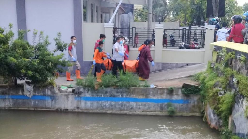 Mayat Wanita Misterius Ditemukan di Sungai Kedung Putri Purworejo