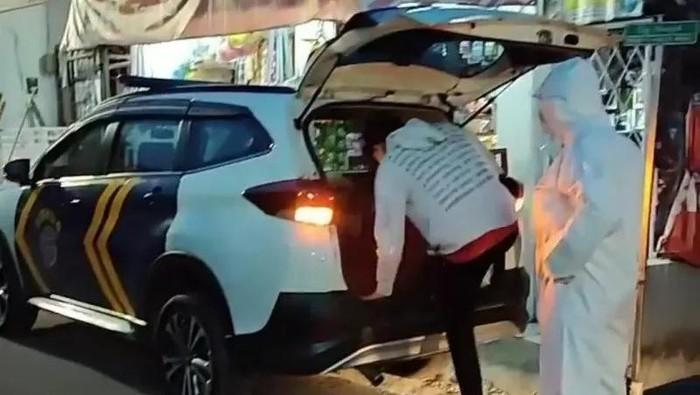 Mobil dinas Dishub buat angkut pasien hingga jenazah COVID-19