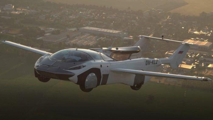 Mobil terbang AirCar Klein Vision