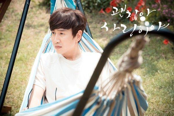 Peran Ikonik Lee Kwang Soo di drama Korea
