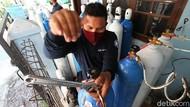 RI Impor Alat Suplai Oksigen hingga Ventilator dari Singapura, Tiba Hari Ini!
