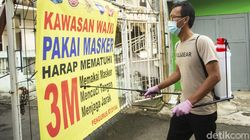 150 RT di Jakarta Masuk Zona Merah COVID-19, Ini Daftarnya