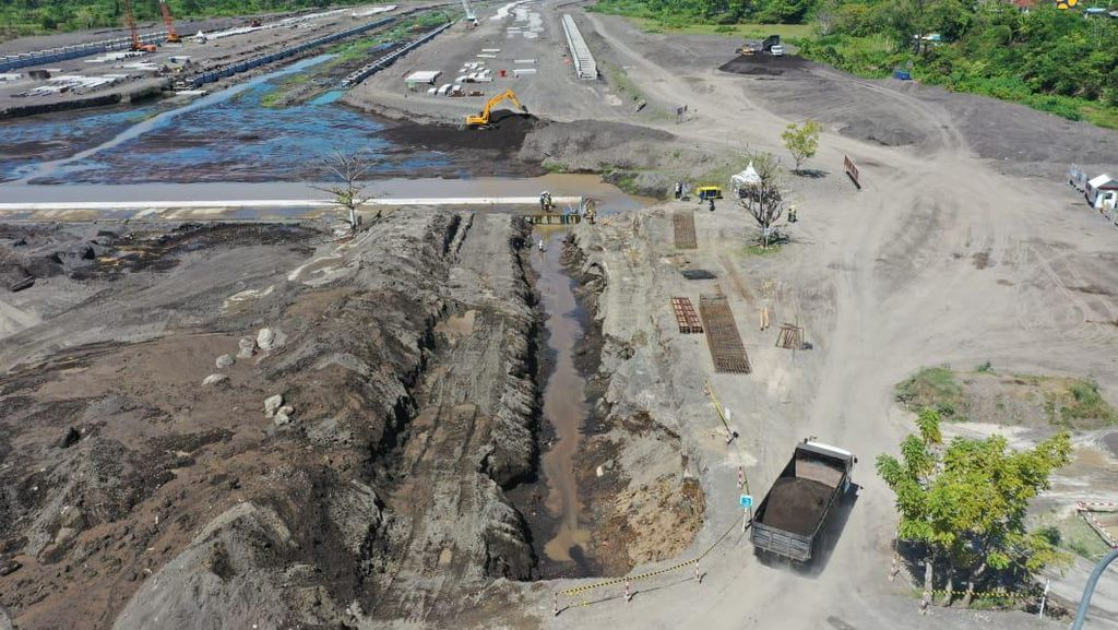 PUPR Bangun Infrastruktur Pengendali Banjir di 3 Sungai Besar Bali