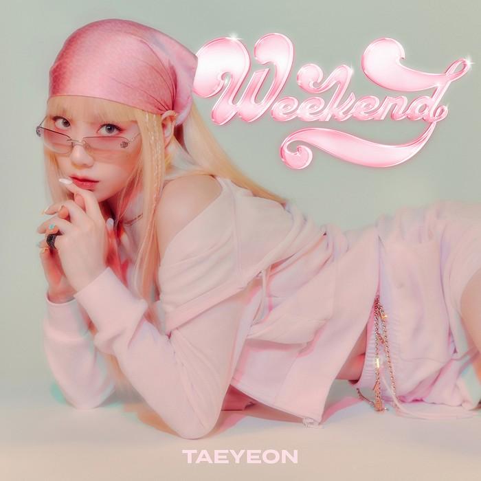 Teaser foto Taeyeon SNSD untuk single Weekend