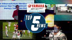 Top 5: Jokowi Finalisasi PPKM Darurat, Inggris ke Perempatfinal Euro 2020