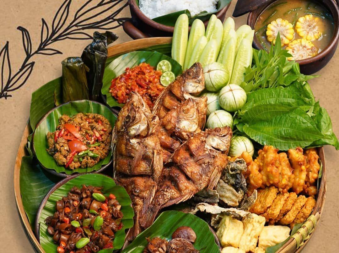 5 Rumah Makan Tradisional di Depok Ini Punya Karedok dan Mie Godog Sedap