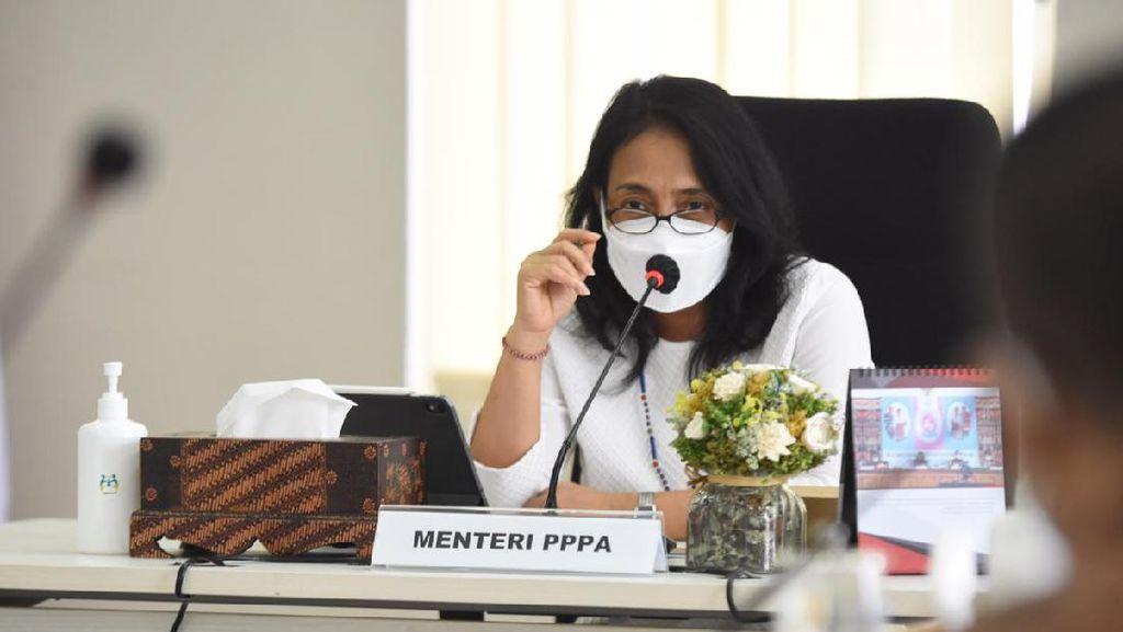 Potret Menteri yang Kritik Pelarangan MC Wanita di Acara Koster
