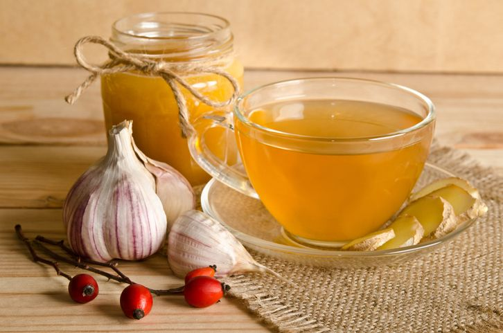 Cara mengembalikan indra penciuman dengan mengonsumsi minuman herbal