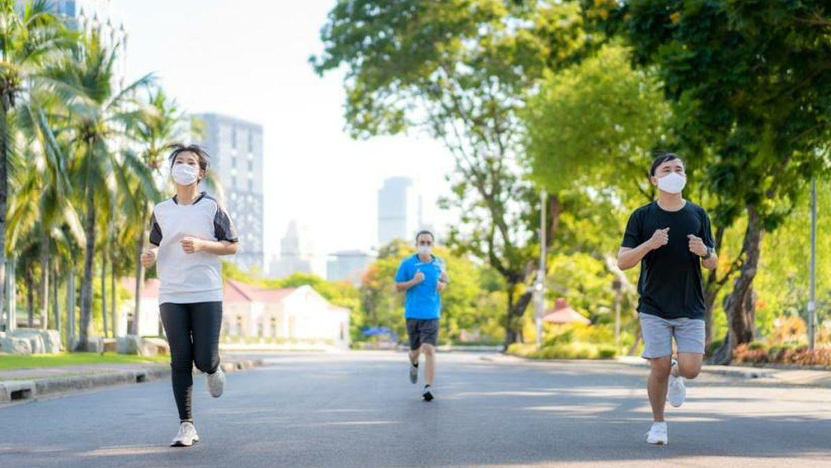 4 Tips Olahraga saat PPKM Darurat dari Pakar Kedokteran Olahraga FKKMK UGM