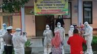 Surat Bocah Positif COVID-19 di Mojokerto yang Bikin Hati Polisi Bergetar