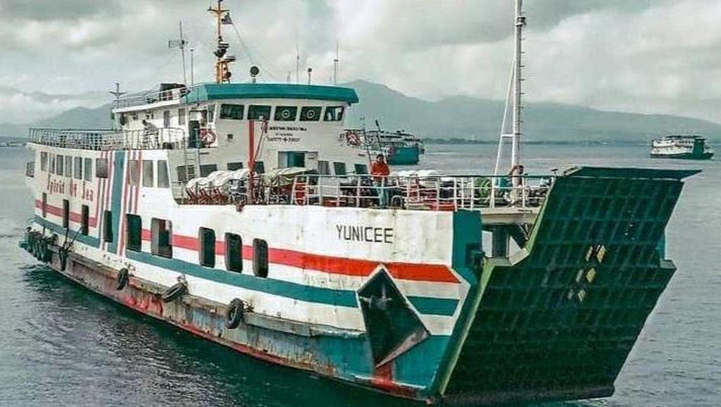 Bangkai KMP Yunicee Dipastikan Tak Ganggu Penyeberangan Jawa-Bali