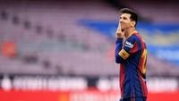 Situasi Kontrak Baru Messi: Barcelona Berpacu dengan Waktu