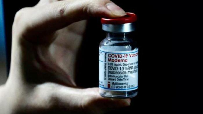 Menurut peneliti, vaksin buatan Modern Inc dikabarkan mampu untuk menangkal COVID-19 varian Delta.