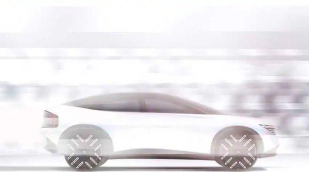 Nissan Crossover listrik