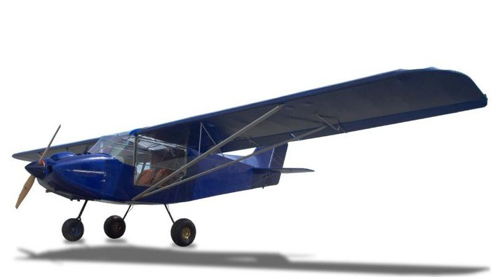 Pesawat Terbang Bikinan Yamaha