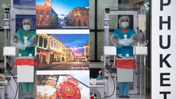 Rencana ini merupakan bagian dari program yang bernama Phuket Sandbox dengan tujuan membangkitkan industri pariwisata mereka di tengah pandemi.