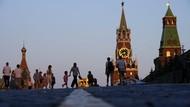 Rusia Cetak Rekor 40 Ribu Kasus dan 1.159 Kematian Corona Sehari!