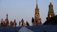 Rusia Lagi-lagi Dipukul Rekor Kasus Corona