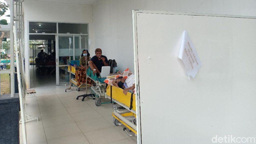 BOR RS Rujukan Corona di Jakarta Kini 56%-ICU 79%