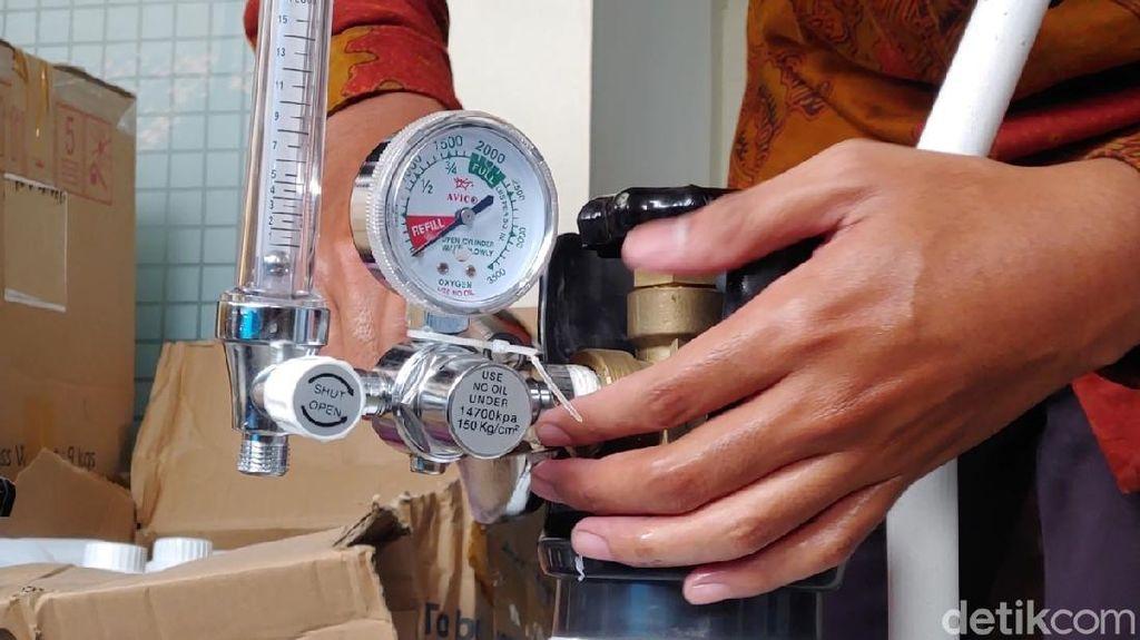 Startup Lokal Punya Teknologi untuk Bantu Atasi Kelangkaan Oksigen